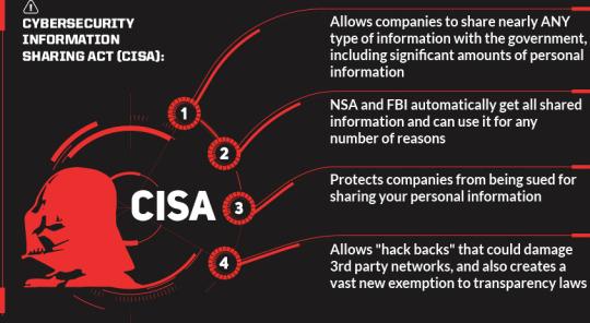 Stop. CISA. Now.