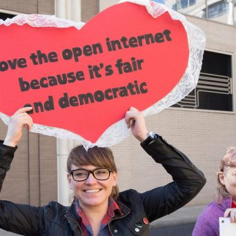 MOTHERBOARD: Open Internet Advocates Vow to Fight Trump FCC's Plan to Kill Net Neutrality